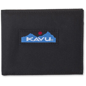 KAVU Roamer Wallet jet black